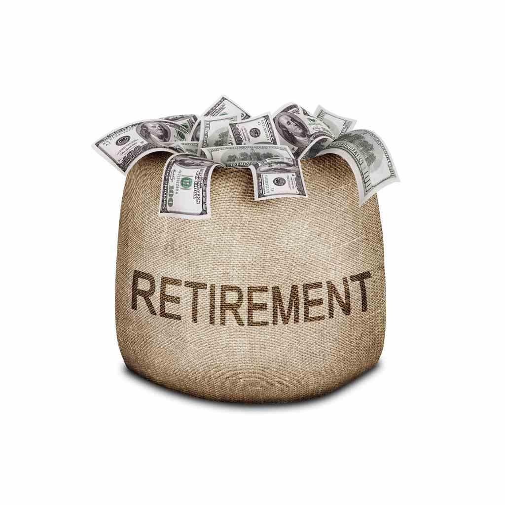 retirement bankruptcy