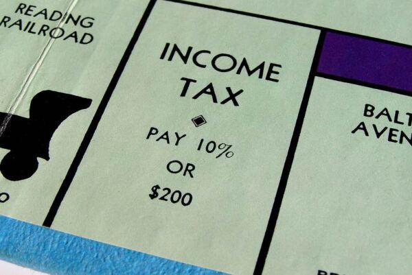taxes bankruptcy SFR